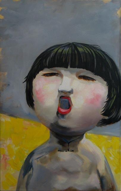 Cai-Xi-Portraits-My-Mother-1